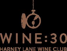 Wine:30 - Harney Lane Wine Club logo