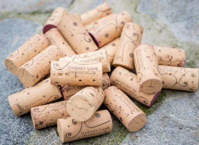 Corks, Harney Lane Winery